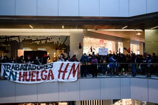 Huelga de HyM: la victoriosa huelga de los trabajadores