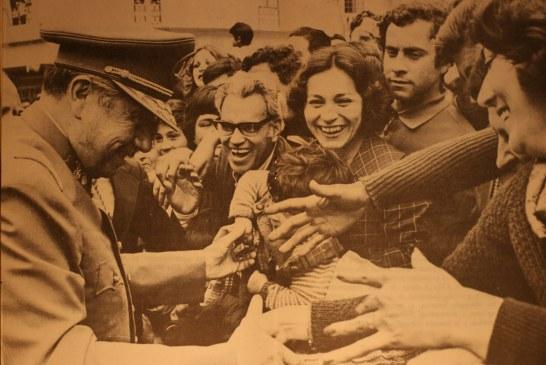 """Recordando la """"graciosa"""" declaración de principios de la Dictadura Cívico-Militar"""