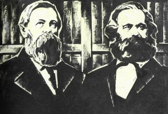 Un fantasma recorre Europa: El fantasma de Karl Marx