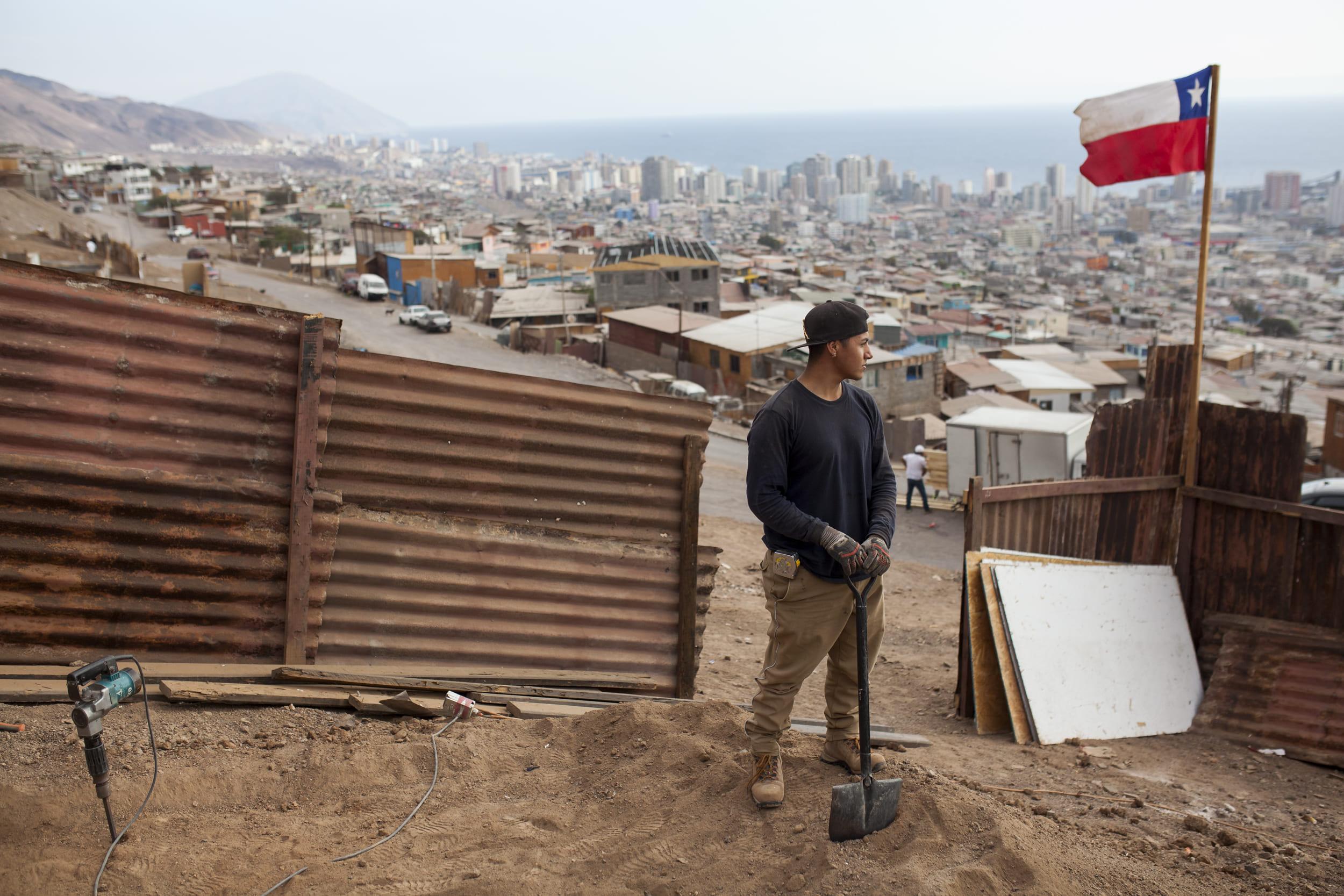 Las 4 caras del mundo del trabajo en Chile